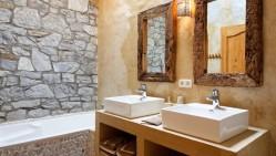"""Salle de bain du gîte """"Une Envie D'Ailleurs"""""""