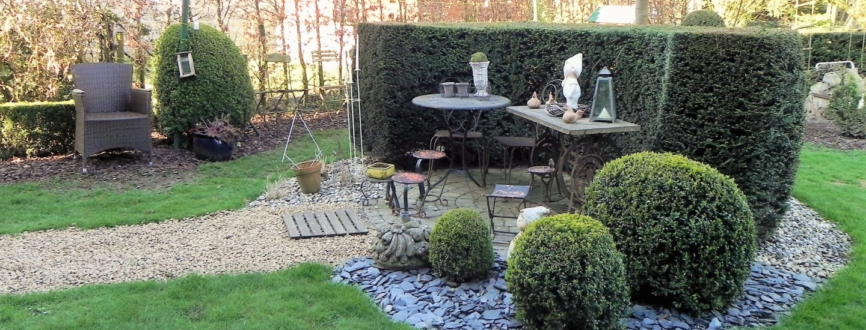 Le jardin de Philippe Lhoas